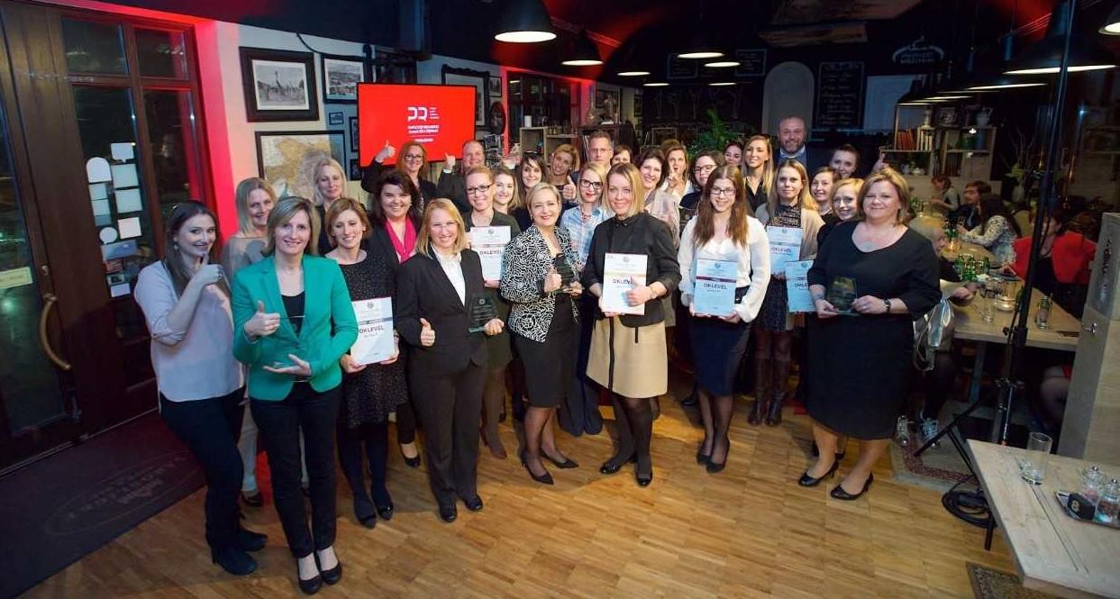 Meghosszabbított nevezés – Employer Branding Award 2018 (Példaértékű Munkáltatói Márkaépítés Díja 2018)