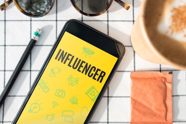 Influencer marketing 2.0 – sportolók és művészek