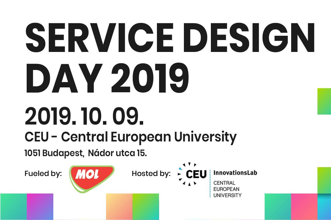 Service Design Day 2019