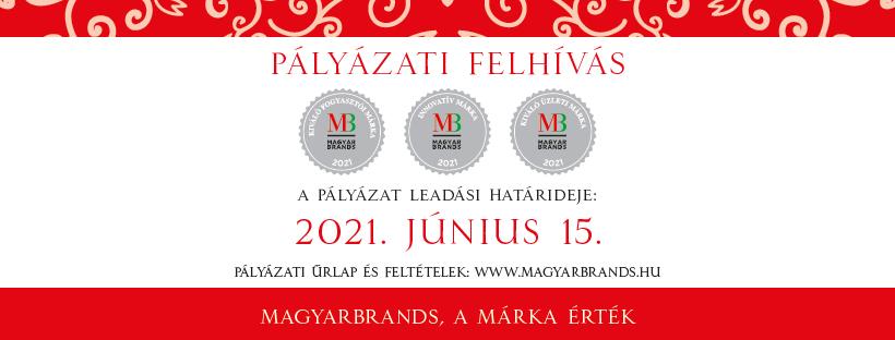 A MagyarBrands 2021-ben is keresi a legkiválóbb hazai márkákat!
